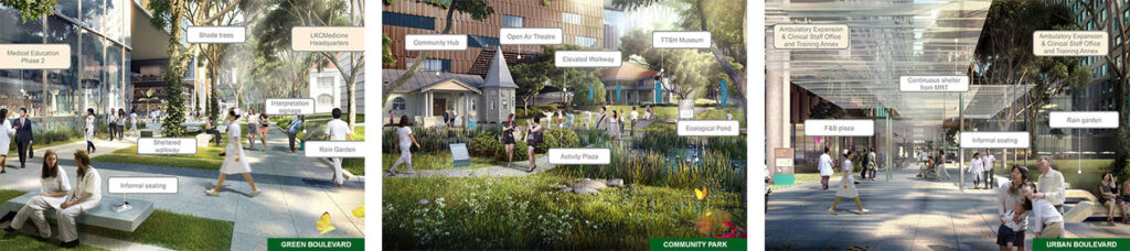Irwell Hill Residences - Novena Integration with community